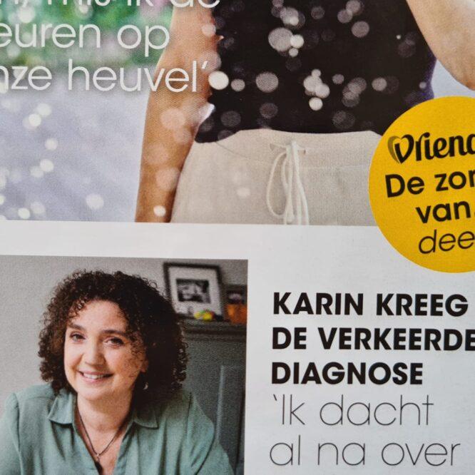 Blog: Een goede diagnostiek: zien en gezien worden.